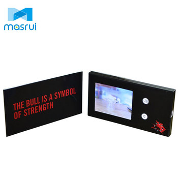 Customized printing 2.4'' small portable video player