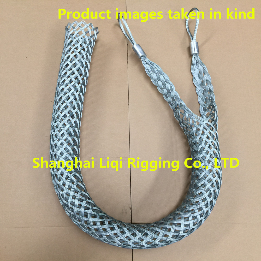 Cable Sock Grip Cable Wire Rope Pulling Grip Wire Rope Sock - Buy ...