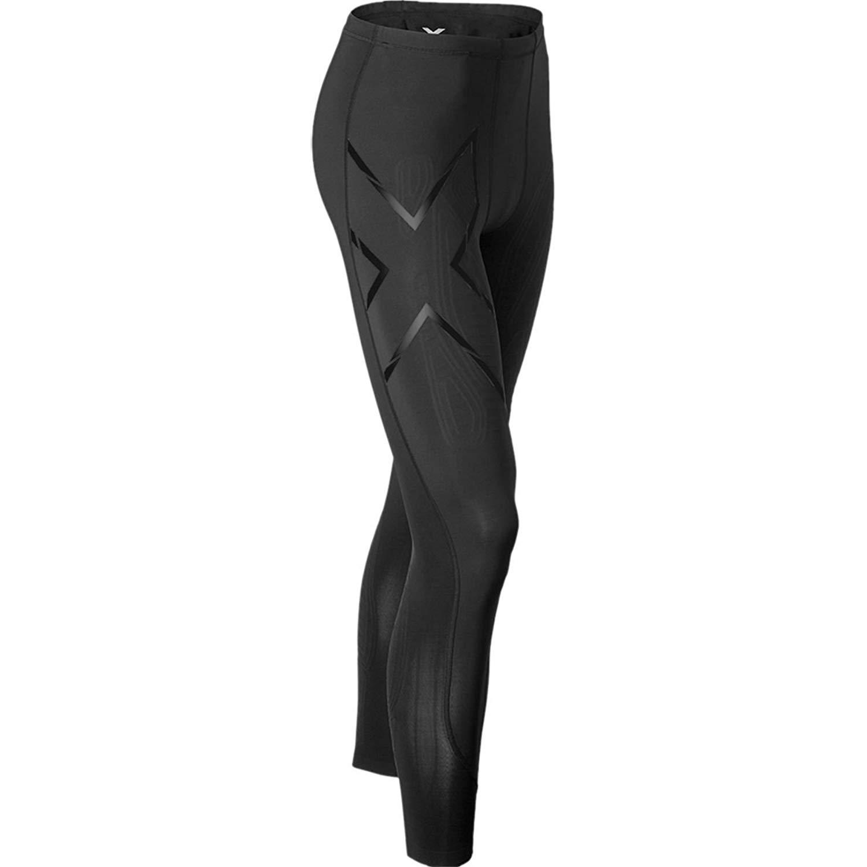 2XU Elite MCS Women's Compression Running Tights - SS17 - X Large - Black