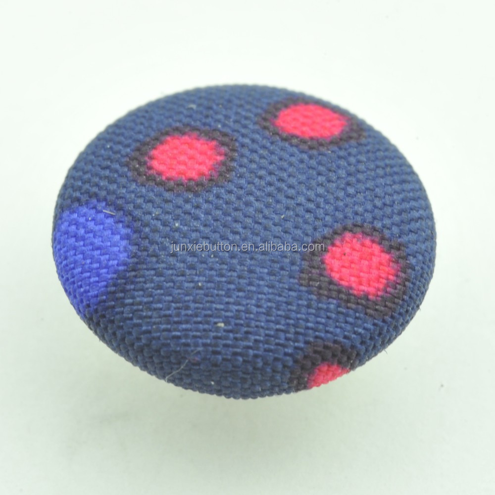 Fabric Covered Snap Buttons