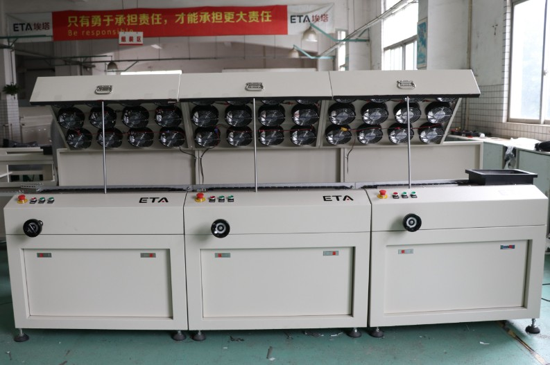 Mini PCB V-Cut Machine MV350 from ETA Company