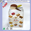 Food grade material!customized transparent plastic pvc box for candy ,chocolate ,cakes Packaging
