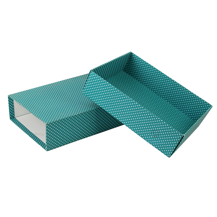 rectangle packaging paper logo shoes storage box