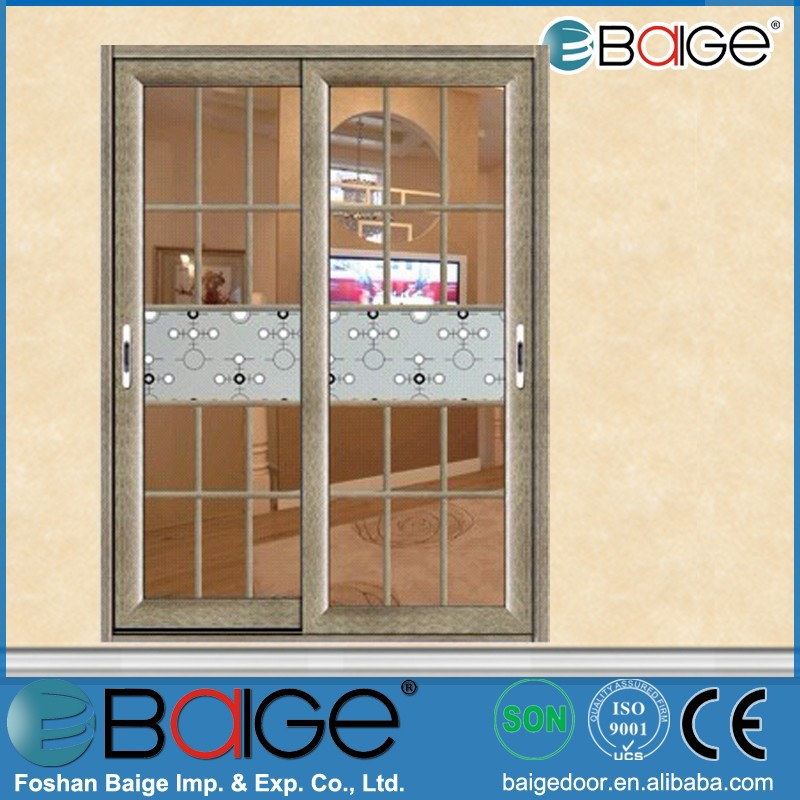 Buy Kitchen Cabinet Doors: Bg-aw9128 White Melamine Kitchen Cabinet Frosted Glass