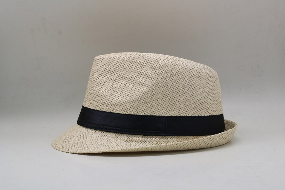 Fedora Straw Hats Wholesale Hats offers Blank and Custom Embroidered Wholesale Straw Fedora Hats. Click on the below Fedora Straw Hats to view our Wholesale Straw Fedora Hat price, colors and customization options.