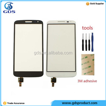 Factory wholesale price Touch screen For LG G2 Mini D620 D618 D620R black White