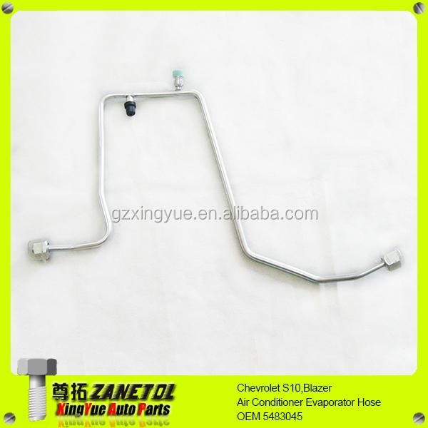 5483045 Auto Parts Air Conditioner Evaporator A/c Hose For Chevrolet S10  Blazer - Buy Air Conditioner Hose For Chevrolet S10 Blazer,Air Conditioner