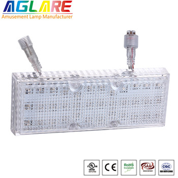 IP65 waterproof outdoor amusement point light pixel rgb led CE certificated