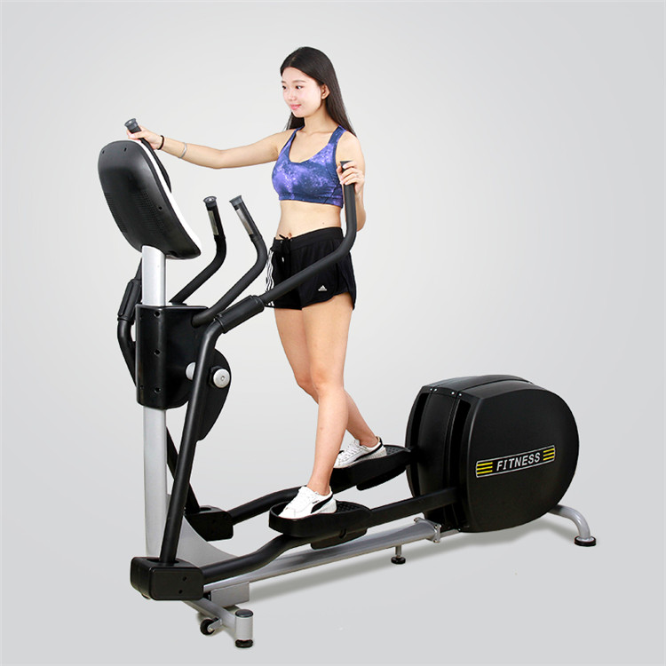 Gym high-end commercial fitness equipment elliptical cross trainer magnetic