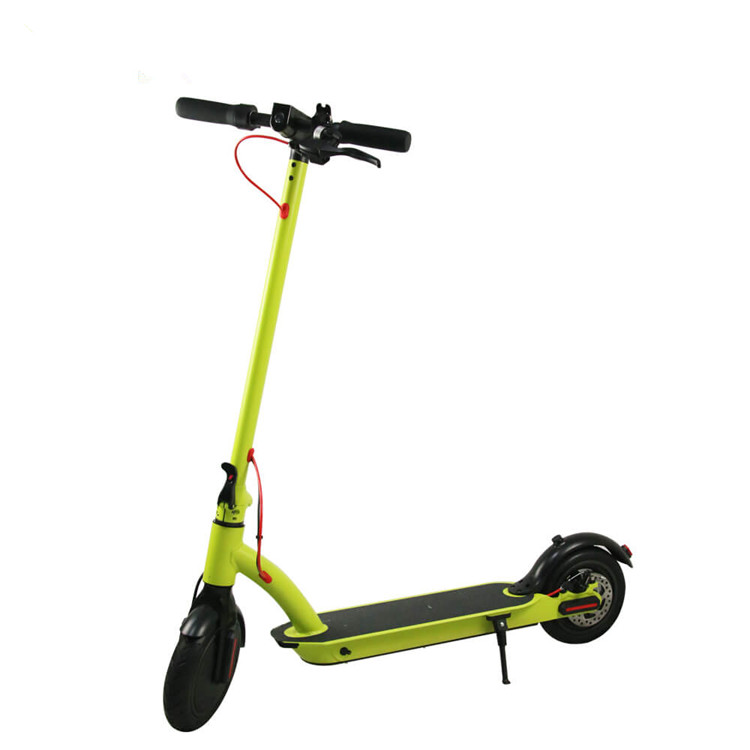 China Manufacturers Price electric scooter Foldable Mini 2 Wheel e-city scooter For Adult