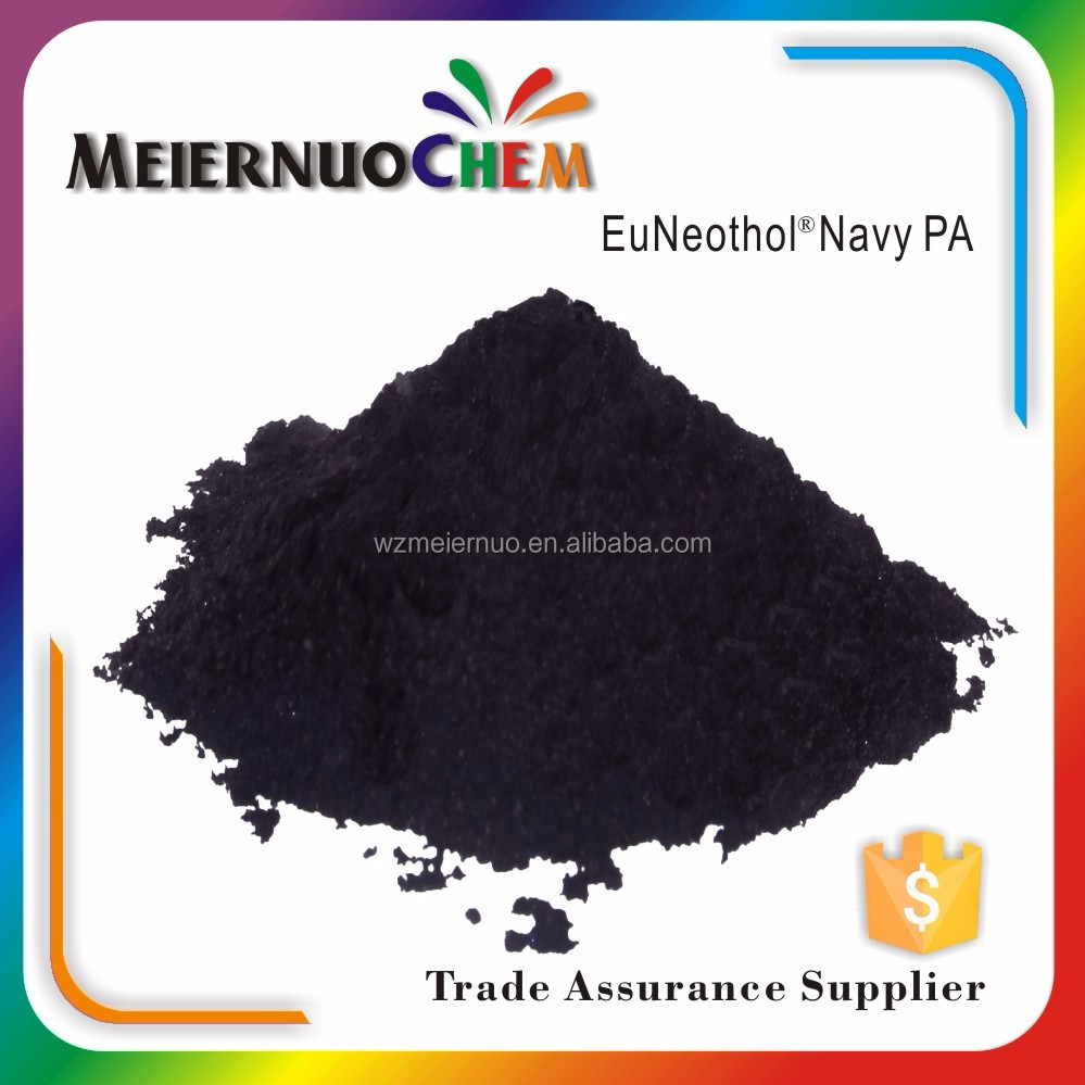 Top quality EuNeothol Polymaides dyes similiar to Lanaset Navy PA