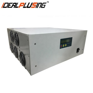 Hot 8KVA 220V dc to 220V ac 6400W pure sine wave power inverter car inverter 220v from China