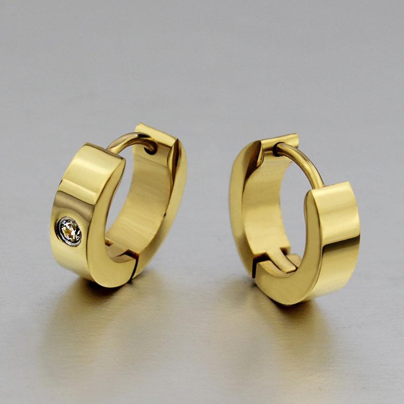 Fashion Earring Designs New Model Gold Earrings For Women And Men ...
