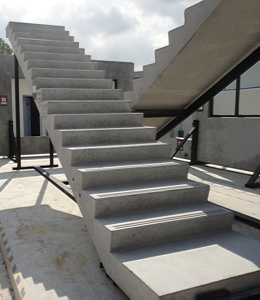 Precast Adjustable Concrete Stairs Molds Stairs Formworks