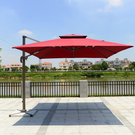 Payung Payung Taman Desain Gaya Baru 2019 Restoran Luar Ruangan