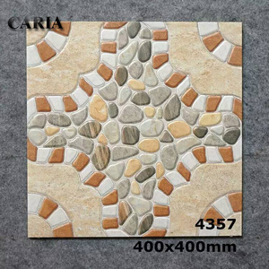 Factory Directly Price Pebble Stone Tiles for House Decoration
