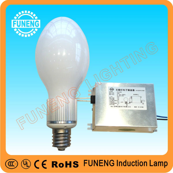 private solar induction lamp and ballast