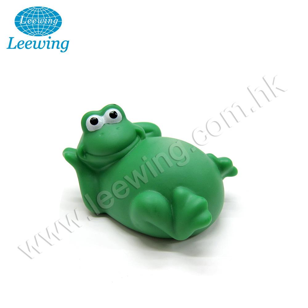 Pvc Squeaky Plastic Frog Baby Bath Toy - Buy Bath Toy,Baby Bath Toy ...