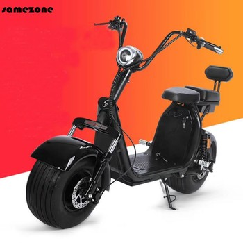 Sit Down Scooter >> 2018 Big Wheel Long Range 2 Wheel Sit Down Balance Electric Scooter