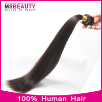 2015 New Arrival Virgin Human Hair Grade AAAAA Silk Straight Wholesale Hair Extension