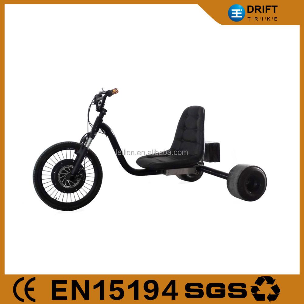 20 vorderrad elektrische drift trike 1000w 48v. Black Bedroom Furniture Sets. Home Design Ideas