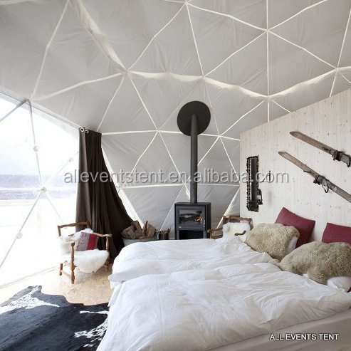 Wholesale Price Customized Brand Dome House, Glamping Dome Tent
