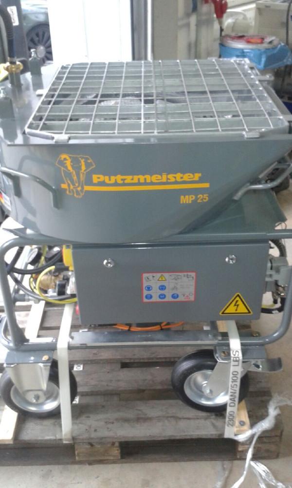 new putzmeister mp25 mixing pump buy plaster mixing pump. Black Bedroom Furniture Sets. Home Design Ideas