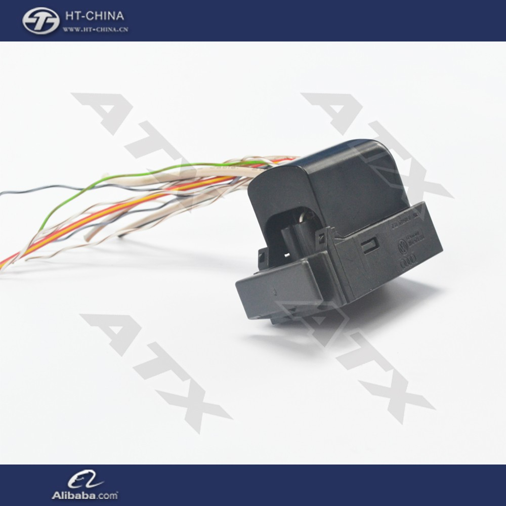 Dq200 0am Wire Harness Connector Auto Transmission For Vw Dsg Wiring Connectors Gearbox Parts Tcu