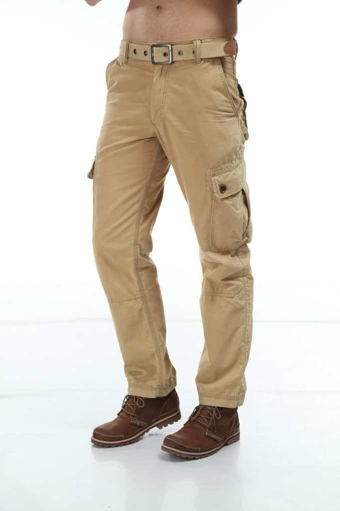 289ea88f78 Get Quotations · 2015 Fashion High Quality Brand Men's Cargo Pants Loose  Men Pants Outdoor Overalls Man Army Military