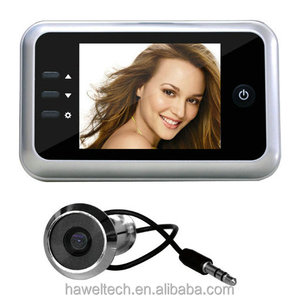 Video Digital Door Peephole Viewer,video peeping door viewer