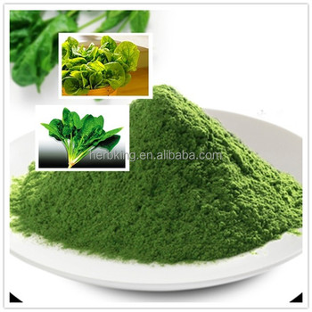 100% Pure Natural dehydrated Spinach powder