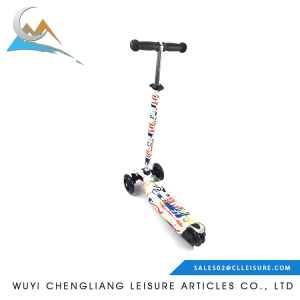 Aluminum + Nylon+PP PU Wheel Hot selling wholesale scooter foot kick mini scooter