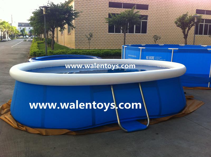 Schnell- Set Familie Schwimmbad Aufblasbare Outdoor Garten-pool ...