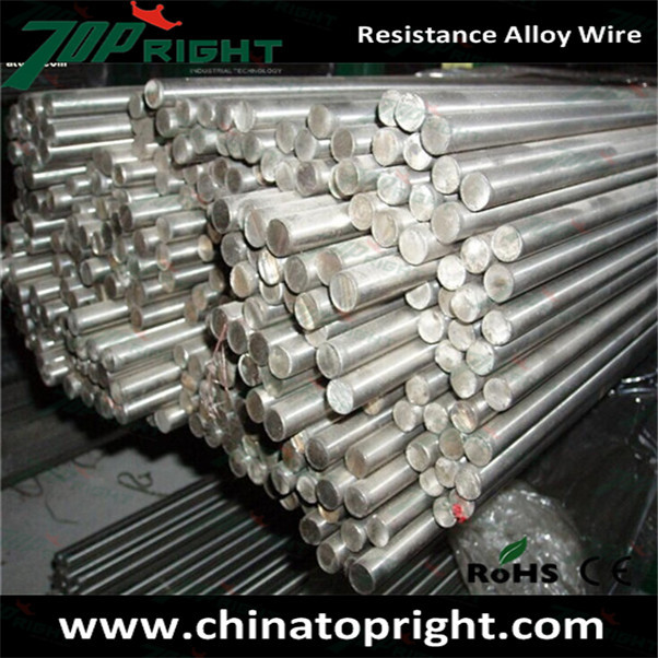 Cr30ni70 Nichrome Alloy Heating Element Electric Flat Wire From ...