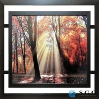 SGG Glass specialze in glass product picture frame glass