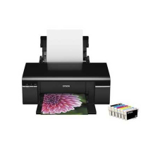 T50 A4 size 6 colors sublimation printer with CISS