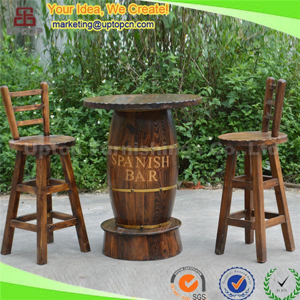 (SP-TH706) muebles de madera moderna para restaurantes y bares en venta-Sets ...