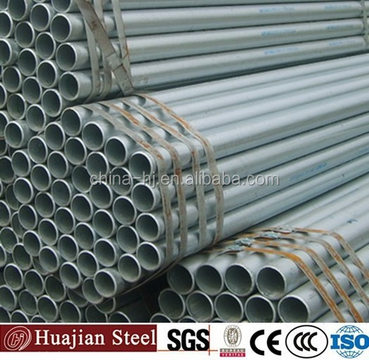 8 inch schedule 40 Hot dipped galvanized steel pipe zinc coat gi steel tube