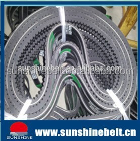 factory superior transmission cutting v belt