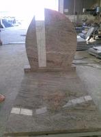 multicolor granite monument