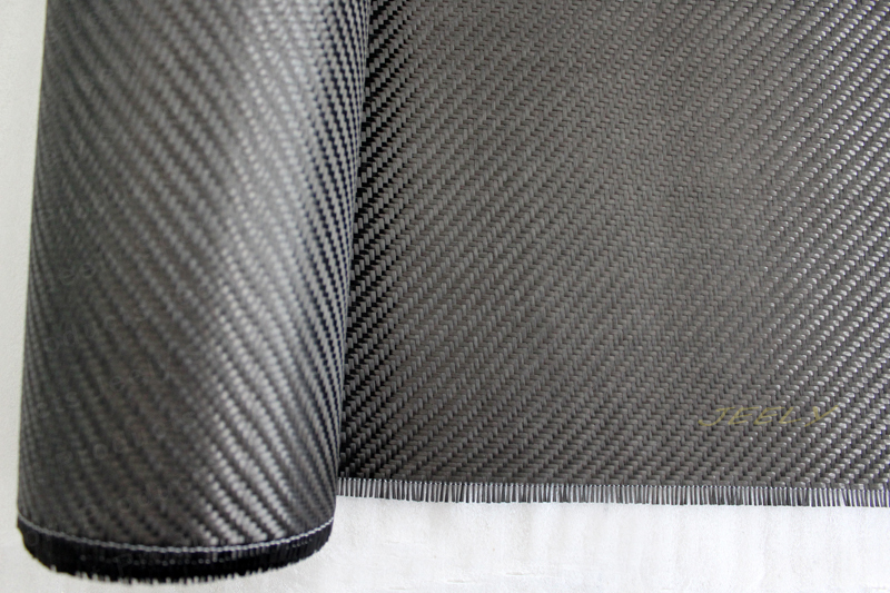 High strength prepreg 40% carbon fiber fabric epoxy coating 3k 200g/m2
