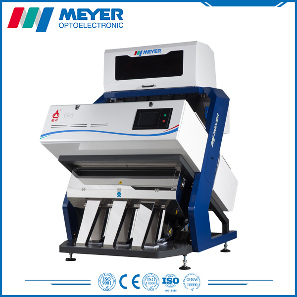 High Quality professional CF series sesame seeds color sorter machine