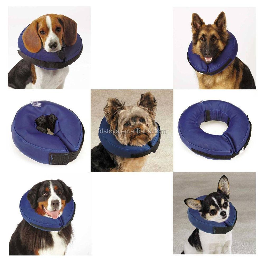インフレータブル犬襟保護ペット回復e-襟小中大犬猫ペットを防ぐ