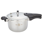304 stainless steel pressure cooker gas pressure cooker household gas induction cooker universal 304 stainless steel pot