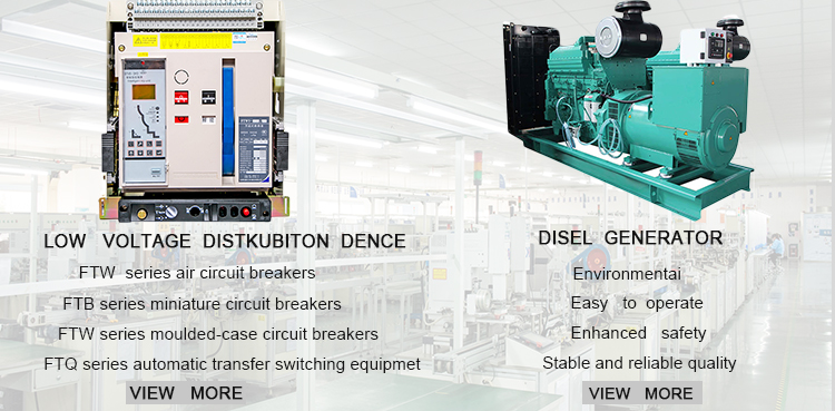 Foretech 1P, 2P, 3P, 4P 20000-mal 6 ~ 63A DC-Mini-Leistungsschalter