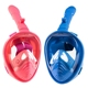Wholesale waterproof easy wear scuba diving equipment full face snorkeling mask for kids Betty