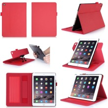 Wholesale Rotation Cover With Stander Funky Girls Flip Tablet Case For iPad Air 2