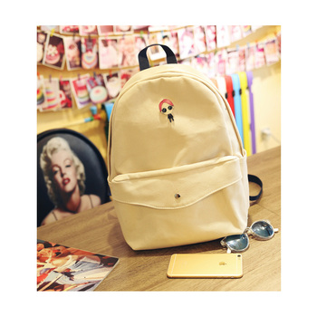 China Supply Korean Girl 's Canvas Backpack,School Backpack Bags,Schoolbags  Canvasgirls Backpack - Buy Korean Cute Canvas Backpacks,Korean Fashion