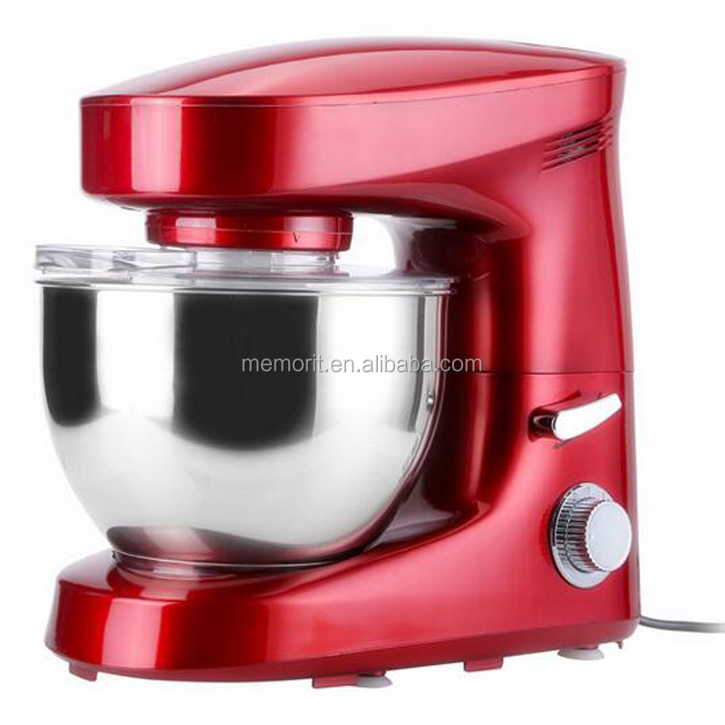 6L 1200W AC motor Electric Dough Stand Mixer
