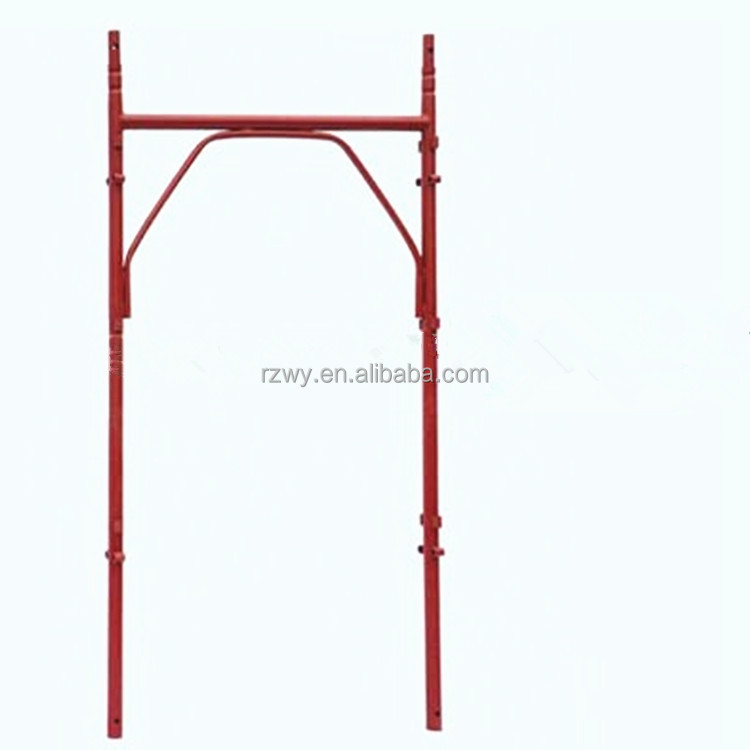 Italy type mason frame scaffolding building materials for UK,Singapore,Australia,USA,UAE